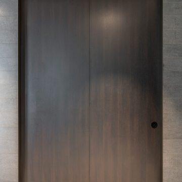 Complete Sliding Doors